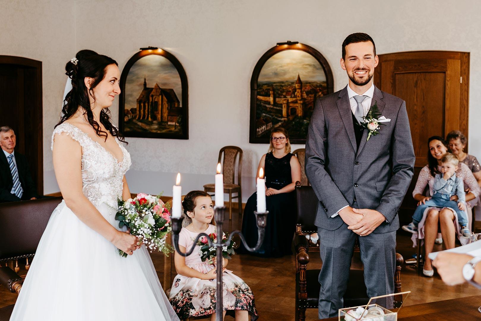 Fotografie Herzberg - Hochzeit